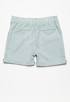 Superbalist - Pocket chino long shorts - green