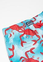 MINOTI - Kids boys crab swim shorts - multi