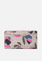 Fossil - Caroline slim floral purse - multi