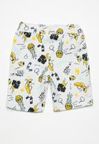 name it - Hardy shorts - grey