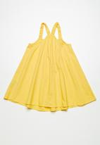 name it - Mille dress - yellow