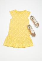 name it - Vida dress - yellow