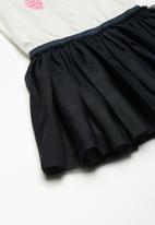 name it - Felisa tulle dress - grey