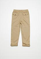 Superbalist - Casual chino pants - beige