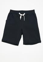 name it - Vain long sweat shorts - navy