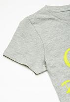 name it - Demmy top - grey