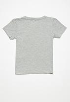 name it - Demmy top - grey