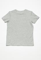 name it - Decko top - grey