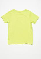 name it - Helm top - green