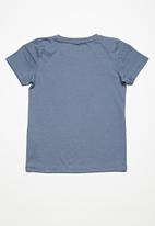 name it - Demmy top - blue