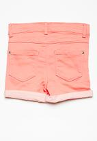 name it - Alli shorts - coral