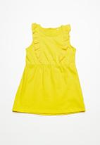 name it - Kaja tunic dress - yellow