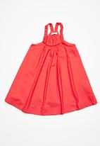 name it - Mille dress - red