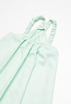 name it - Mille dress green
