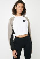 Nike - Mesh crew sweat - multi