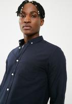 Only & Sons - Alvaro oxford shirt - navy