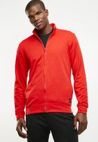 Only & Sons - William track top - red