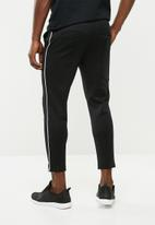 Only & Sons - William track pants - black