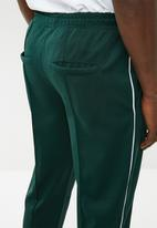 Only & Sons - William wide leg track pants - green