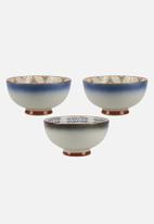 Drift - Snack bowls set of 3