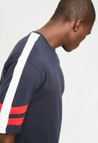 Only & Sons - Edmund tee - navy