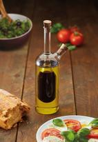 Kitchen Craft - Dual oil and vinegar bottle - large