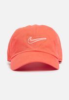Nike - H86 Cap Essential - coral