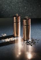 Kitchen Craft - Hammered pepper mill - copper