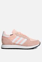 adidas Originals - W Oregon - clear orange/cloud white/core black