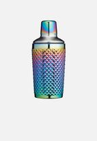 Kitchen Craft - Radiance cocktail shaker - iridescent