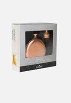 Kitchen Craft - Stainless steel 140ml hip flask - copper finish