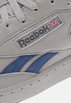 Reebok Classic - Revenge Plus - tin grey/bunker blue /ash grey/white