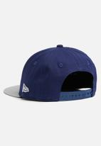 New Era - Kids snapback cap- navy/grey