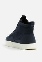 G-Star RAW - Rackam core mid men - dark saru blue