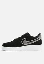 Nike - Air Force 1 '07 LV8 - Black / White / Cool Grey