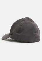 New Era - 39Thirty clean team cap - charcoal