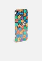 Hey Casey - Space Invaders phone cover - multi