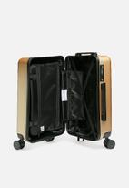 Escape Society - Carry-on suitcase - gold