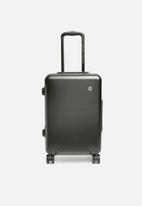 Escape Society - Carry-on suitcase - matte black