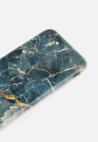 Hey Casey - Thunderstruck marble phone cover - multi