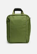 Escape Society - Travel organiser tote - forest green