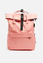 Escape Society - Utility tote - pink