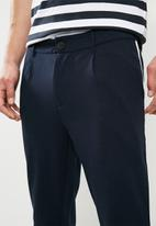 Only & Sons - onsStripe chino - navy