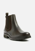Jack & Jones - Carston Chelsea boot - brown