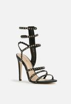 Call It Spring - Malenia stiletto heel - black