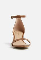 Call It Spring - Borewiel block heel - brown