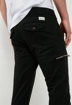 Jack & Jones - Paul Logan pants - black