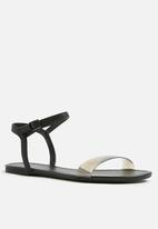 Call It Spring - Umayn sandal - black