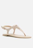 Call It Spring - Dwiwien sandal - beige