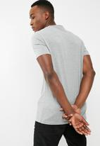 Superbalist - Vee neck tee 2 pack - grey